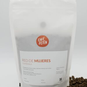 Cafe - Red de Mujeres - Guatemala