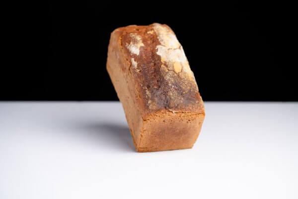 Pan de molde de centeno 100%