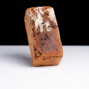 Pan de Molde con chocolate y naranja